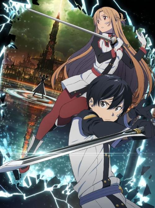 Sword-art-online-movie-2017-560x510 ¡Se lanza el diseño visual y de personajes clave de la película en línea Sword Art!  !