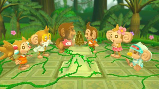 Super Monkey Ball Banana Banana Blitz HD-SS-2-560x315 Super Monkey Ball Banana Blitz HD-Revisión del interruptor de Nintendo