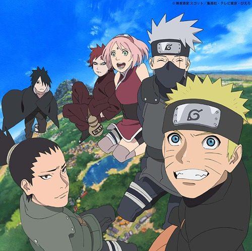 NARUTO-Wallpaper-500x500 Naruto Shippuden tiene el mejor OST de anime. ¡Esta es la razón por!