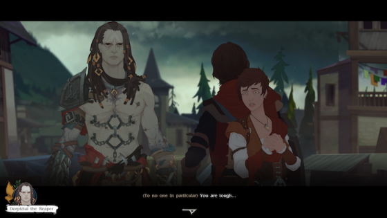 Ashes of Redemption Bridge Fight 560x315 Ashes of the Gods: Redemption-PC Vista previa