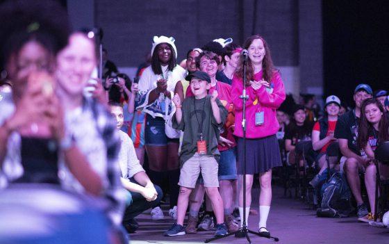 MomoCon-2019-Smash-Ultimate-Finals-Photo-Credit-Jaime-Munoz-560x374 ¡39,000 jugadores y fanáticos de la animación establecieron un nuevo récord en MomoCon 2019!