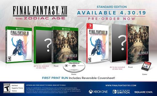 FF-Zodiac-560x175 Final Fantasy Classic ya está abierto para preordenar