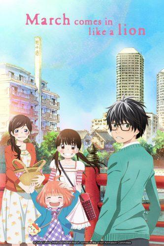 Slow-Start-333x500 Sliced Anime-2018 Winter: ¡Chicas lindas, jugadores de Shogi torturados, viajes al borde de la tierra y al mundo de fantasía, y abundan los chicos lindos!