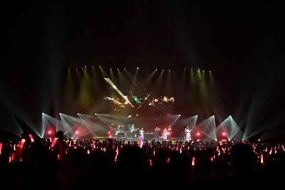 La superestrella del anime RMMS-Anisong-World-Matsuri-2018-01-Mayn-560x373 trae emoción a los fanáticos en Japan Super Live 2018 en Anisong World Matsuri