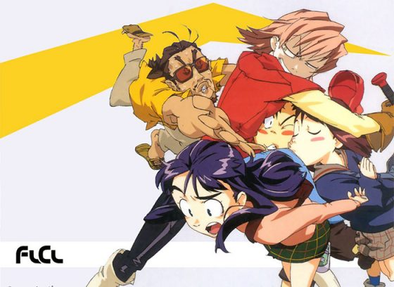 flcl-dvd-300x366 6 Anime como FLCL [Recommendations]