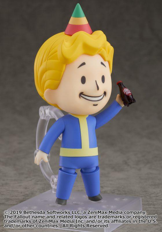 Vault-Boy-SS-1-560x440 ¡La última imagen de Good Smile Company, Nendoroid Vault Boy ya está disponible para pre-pedido!