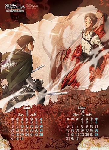 Attack-on-titan-wallpaper-2 5 razones por las que Levi x Eren se convirtieron en la pareja BL definitiva