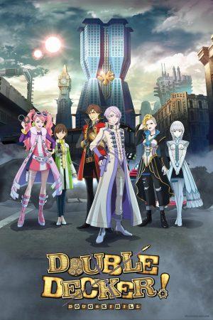 DOUBLE-DECKER-DOUG-KIRILL-300x450 6 ¡Anime como Double Decker!Doug y Kirill [Recommendations]