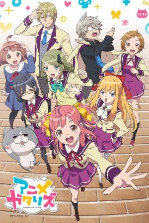 Anime-Gataris-300x450 Anime-Gataris-Otoño 2017