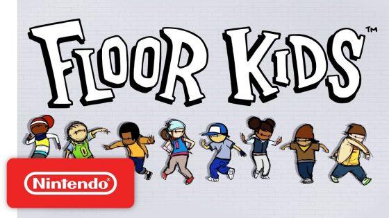 Floor-Kids-logo-560x315 ¡Un nuevo tráiler para niños de piso, pisa la pista de baile!