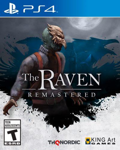 The Raven Remastered-PS4_2D_Packshot_2D_ESRB-400x500 Revisión de The Raven Remastered-PS4