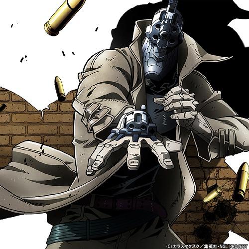 Juzo Inui en No Guns-Life-Wallpaper No Guns Life-el mercenario de armas más lindo que encontrarás