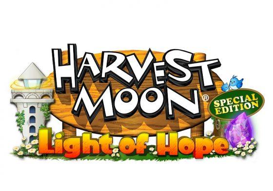 HMLOH_SE_LogoF_console_logo-560x392 Harvest Moon: The Light of Hope Special Edition está a punto de ser revisado y PS4 mayo de 2018