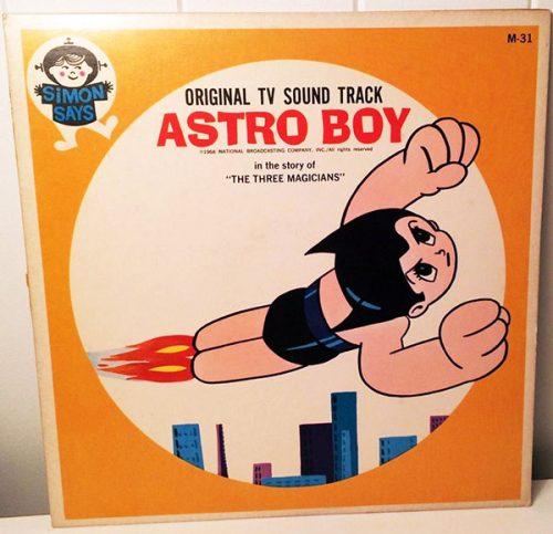 Banda sonora original de TV Astroboy Wallpaper 500x483 Localización de letras: Versión oficial en inglés de las canciones de anime
