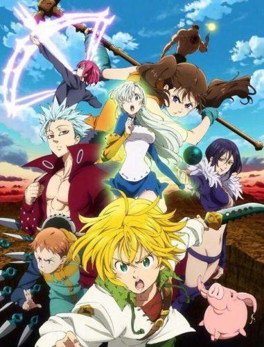 Nanatsu no Taizai Imashime no Fukkatsu-dvd-381x500 Nanatsu no Taizai-Imashime no Fukatsu (Los siete pecados capitales-Mandamientos del avivamiento) Comentario-¡Un gran mito de una batalla feroz!
