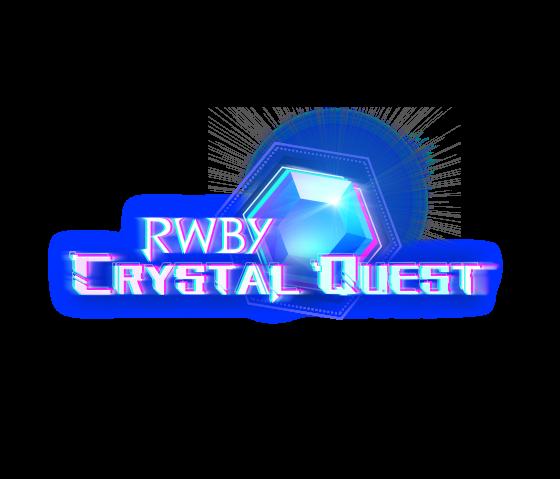 """RWBY-CRYSTAL-QUEST-LOGO-560x479 ¡El juego Crunchyroll anunció oficialmente el lanzamiento del nuevo juego """"RWBY""""!"""