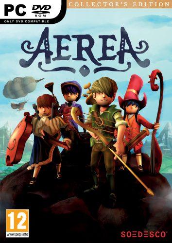 ¡AereA_2D_PC_Packshot_PEGI-354x500 Music Action RPG AereA se lanza en Steam / PC!