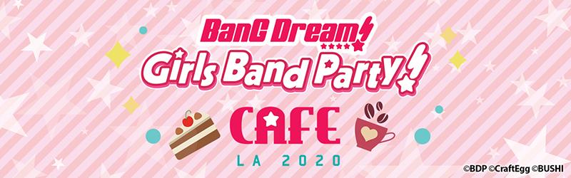 01.-¡La animación de Title Honey brilla en BanG Dream! ¡Fiesta de la banda de chicas! ¡Transmisión de café en línea!