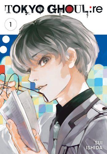 TokyoGhoulRe-GN01-348x500 ¡La nueva secuela del manga Tokyo Ghoul-Tokyo Ghoul: RE se dará a conocer de VIZ Media el 17 de octubre!