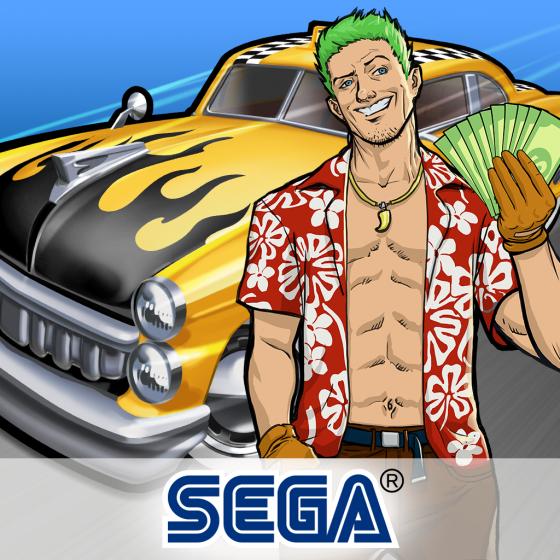 Crazy_Taxi_Gazillionaire _-_ Icon_1496228050-560x560 ¡SEGA ha lanzado el loco taxi Gazillionaire en la App Store!