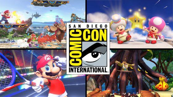SDCCNintendo_01-560x315 Nintendo ofrece a los fanáticos la última versión de