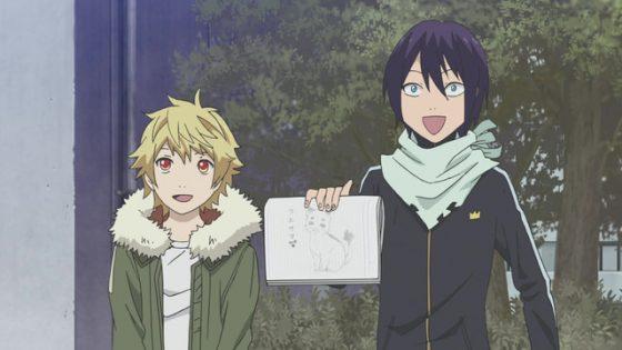 Noragami-crunchyroll-Wallpaper-560x315 ¿Quién vio a Kofuku Ebisu (Noragami: Wandering God) en Noragami?