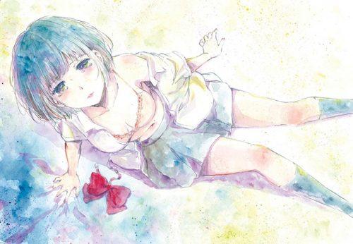 Los 6 mejores amigos de kuzu-no-honkai-key-visual-352x500 están clasificados como personajes de Kuzu no Honkai