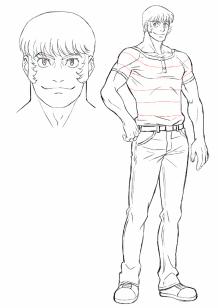 Young-Black-Jack-2-447x500 Young Black Jack-Personajes adicionales y apariciones en el elenco