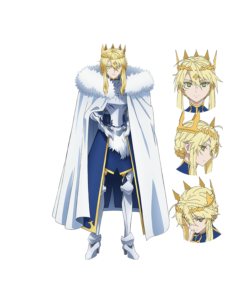 Destiny-Grand Order-New Star-Entaku-Ryouiki-Camelot-KVmain Echa un vistazo al nuevo PV de Destiny / Grand Order: Shinsei Entaku Ryouiki-Camelot 1- Wandering; Onyx!