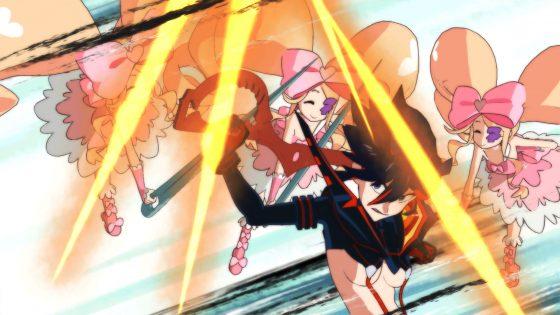 Kill-la-Kill-IF-artwork-5-560x100 Kill la Kill-If: se revela la forma final de Ryuko y las capturas de pantalla del modo historia