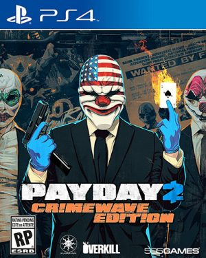 Payday-2-Crimewave Game y los diez mejores juegos de Joker [Best Recommendations]