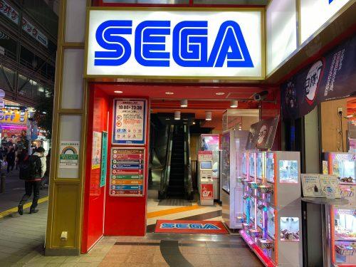 Sega-4-667x500 celebra la herencia de los centros comerciales japoneses de SEGA