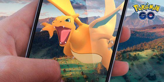 Pokémon-GO-capture-560x395 Pokémon GO agrega el próximo desarrollo de AR a través del modo AR +