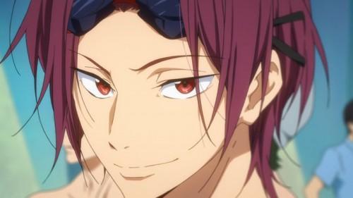 Fondo de pantalla-Matsuoka-free-700x484 [Honey's Crush Wednesday] ¡5 razones para que te guste Rin Matsuoka-free!