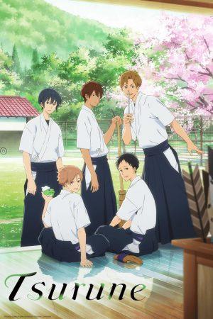 Tsurune-300x450 6 anime, como Tsurune: Kazemai Koukou Kyuudou [Best Recommendations]