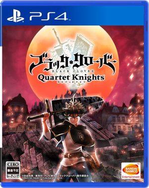 Black Clover Quartet Knight Game-300x379 Black Clover: Quartet Knight-Revisión de PlayStation 4