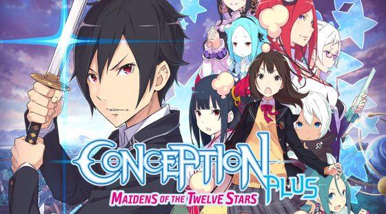 Mejora del concepto de Conception-Plus-SS-2-560x311: ¡se ha lanzado el tráiler de lanzamiento oficial de The Maid of Twelve Stars!