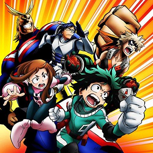 Boku-no-Hero-Academia-wallpaper-2 My Hero Academia The Movie -Heroes: Rising-¡lanza un nuevo tráiler y anuncia al personal!