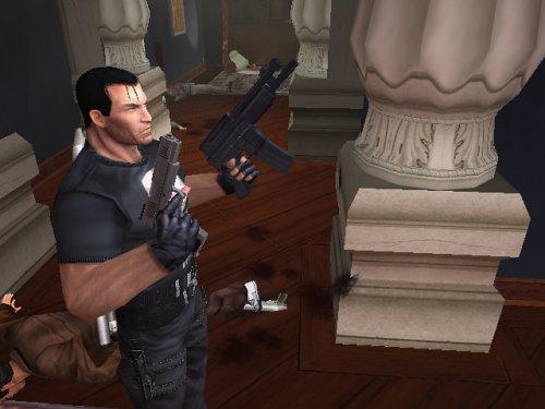 ¿Pueden los videojuegos de The-Punisher-game-Wallpaper ir demasiado lejos?