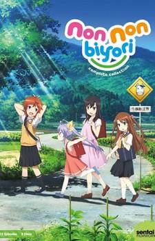 Flying Witch 560x342 Los 10 mejores animes con montañas como fondo [Japan Poll]