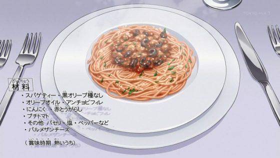 04-Sumire-Karaage-Roll-Souma-Yukihira-and-Ikumi-Mito-Shokugeki-no-Soma-560x315 Las 10 mejores comidas y bebidas de anime que se ven geniales [Japan Poll]
