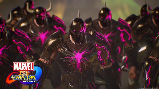 mvcicapture1-447x500 La batalla del poder infinito comienza con Marvel y Capcom: Infinite impact en PlayStation 4, Xbox One y PC