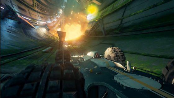 GP-1-GRIP-Combat-Racing-capture-560x287 GRIP: Combat Racing-Revisión de Xbox One