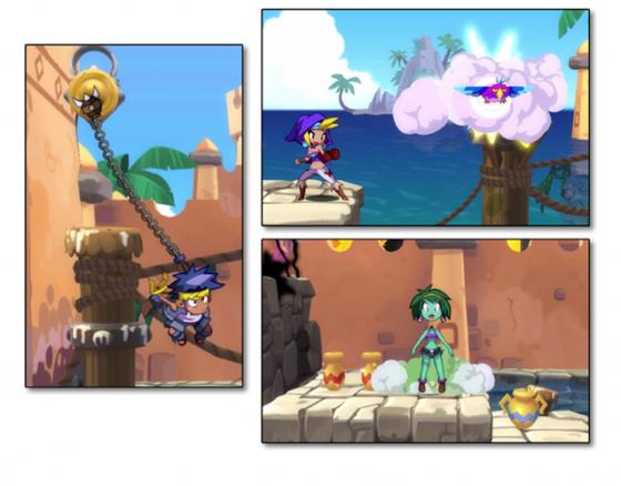 shauntae-capture-1-560x315 Shantae: ¡Se anuncia la edición definitiva de Half-Elf Heroes!