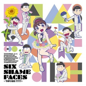 SIX-SHAME-FACES-Osomatsu-498x500 Anime Music Monday! Ranking de animes de Oricon [04/18/2016]