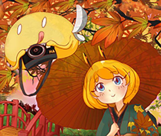 Abeja guiñando un ojo [Honey's Anime Fan Poll Results!] ¿Qué anime de otoño de 2020 te gusta más?