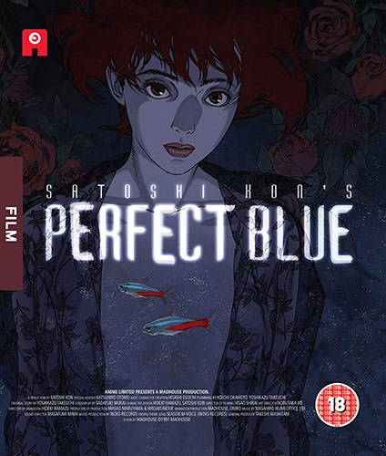 Perfect-blue-dvd surrealismo indistinguible y perfect blue