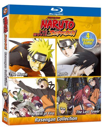 NarutoShippudencaptureVIZ-403x500 VIZ Media anuncia el lanzamiento de medios domésticos de la colección de películas de Naruto Shippuden